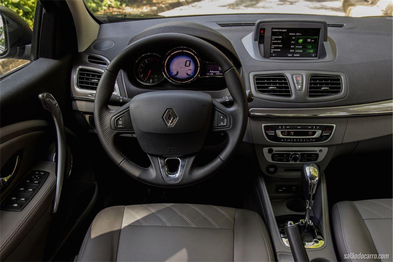 Renault Fluence Privilege Testes Salao Do Carro