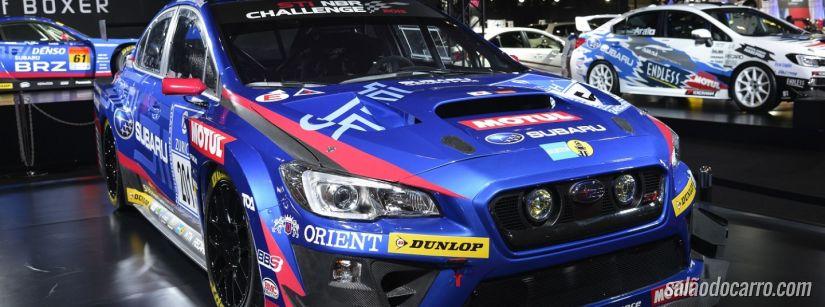 Subaru apresenta novas versões de competição