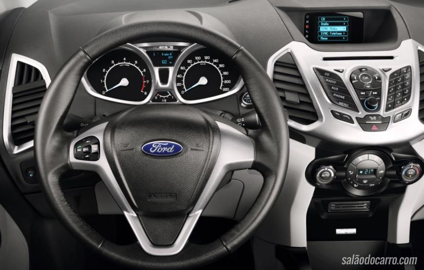 Ford implementa Assistente de Emergência no EcoSport 2015