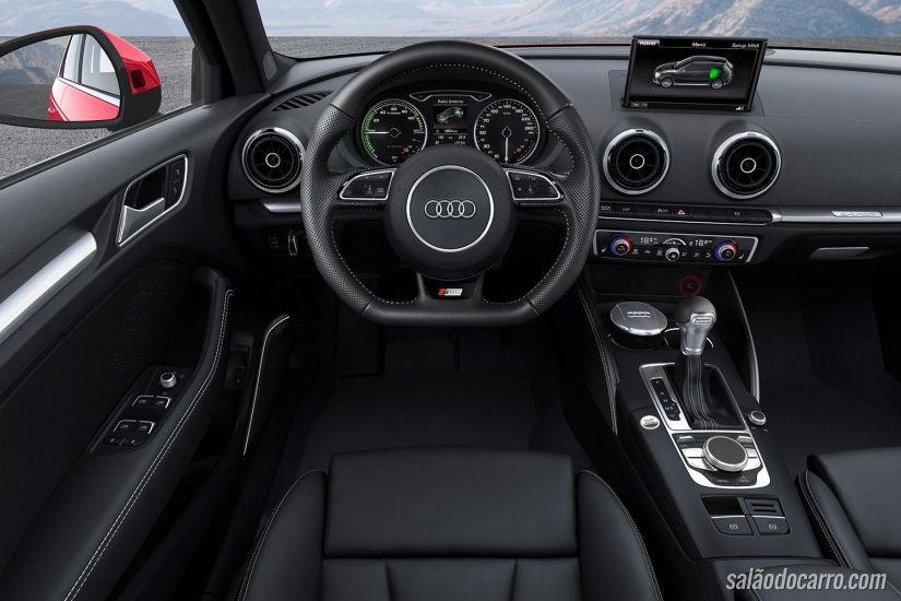 Audi A3 será flex e nacional em 2015