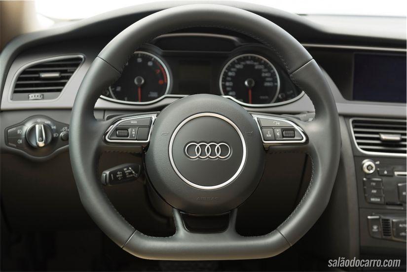 Interior do Audi A4