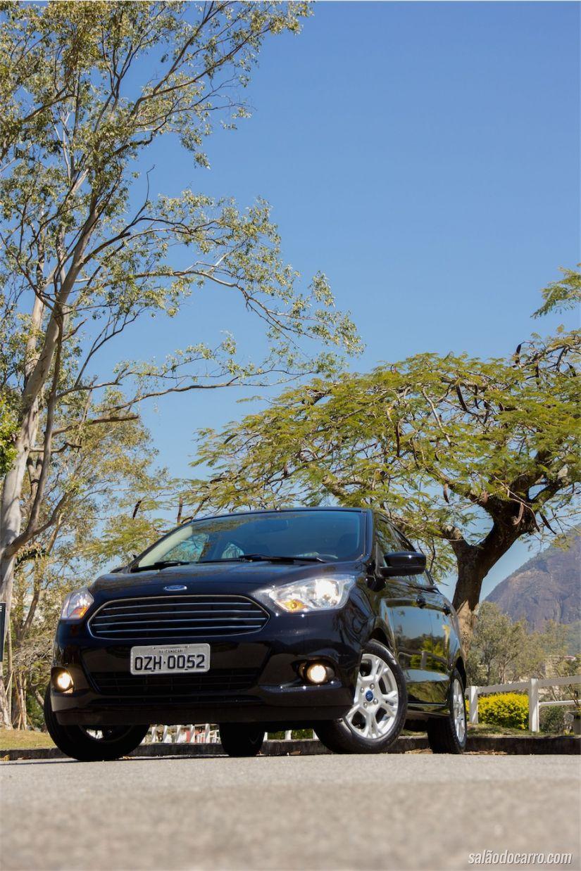 Novo Ford Ka+ SEL