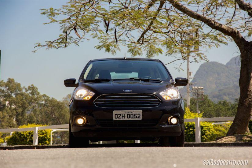 Ford Ka+ SEL 1.5