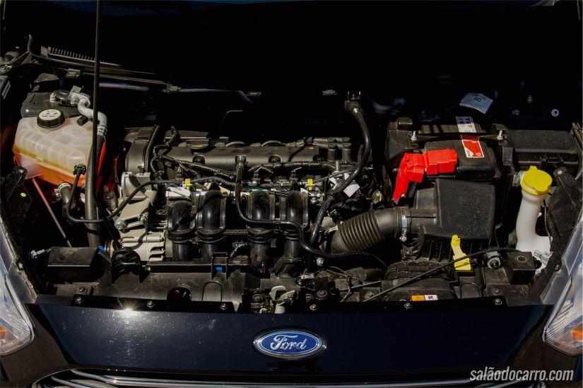 Motor que rende 110cv com etanol