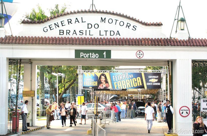 General Motors comemora 90 anos no Brasil