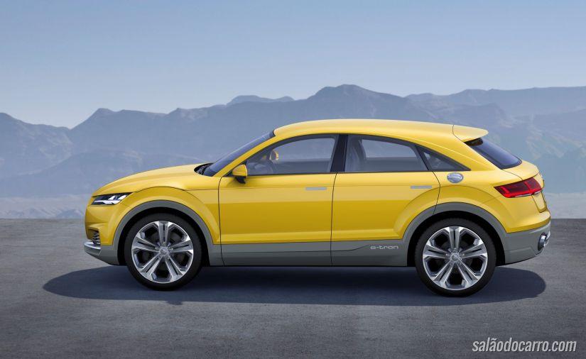 TTQ pode ser o nome do novo crossover da Audi