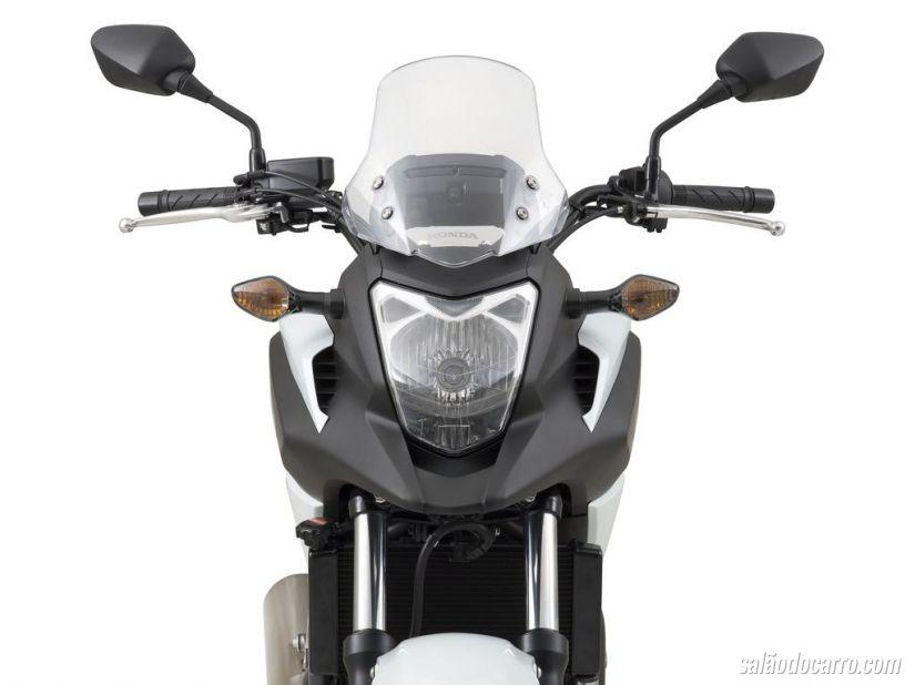 Honda lança NC 750X com preços a partir de R$ 28.990