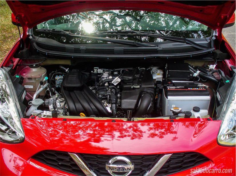 Novo motor 1.0 de 3 cilindros
