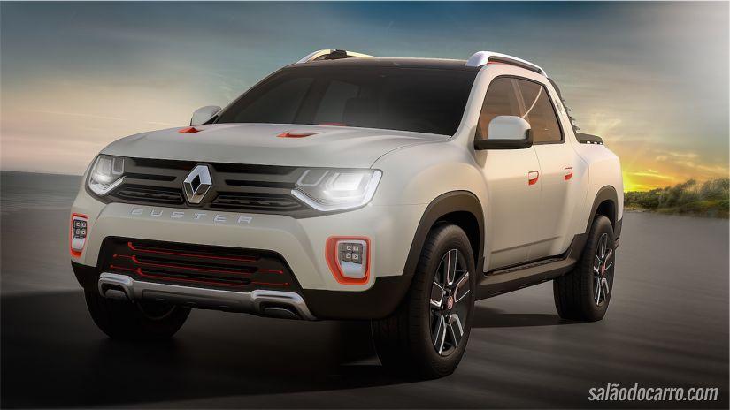 Renault Oroch, chega em breve