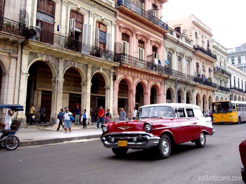 Curiosidades sobre carros em Cuba