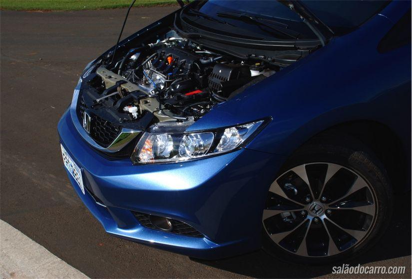 Motor 2.0 que rende até 140cv com etanol
