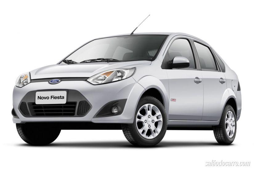 Versões do Ka+ e do Fiesta Sedan saem de catálogo da Ford