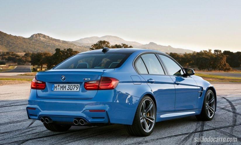BMW lança M3 Sedan no Brasil