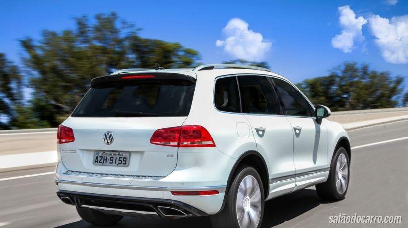 Volkswagen lança o Touareg em duas versões a partir de R$ 250 mil