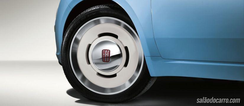 Fiat desenvolve 500 retrô