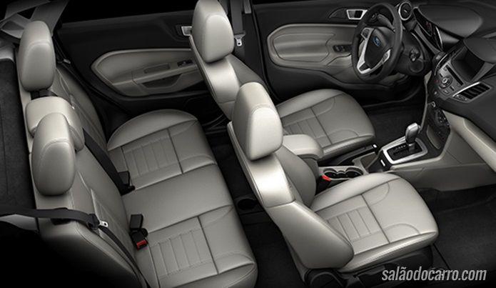 Ford lança New Fiesta Sedan Titanium Plus por R$ 69.790