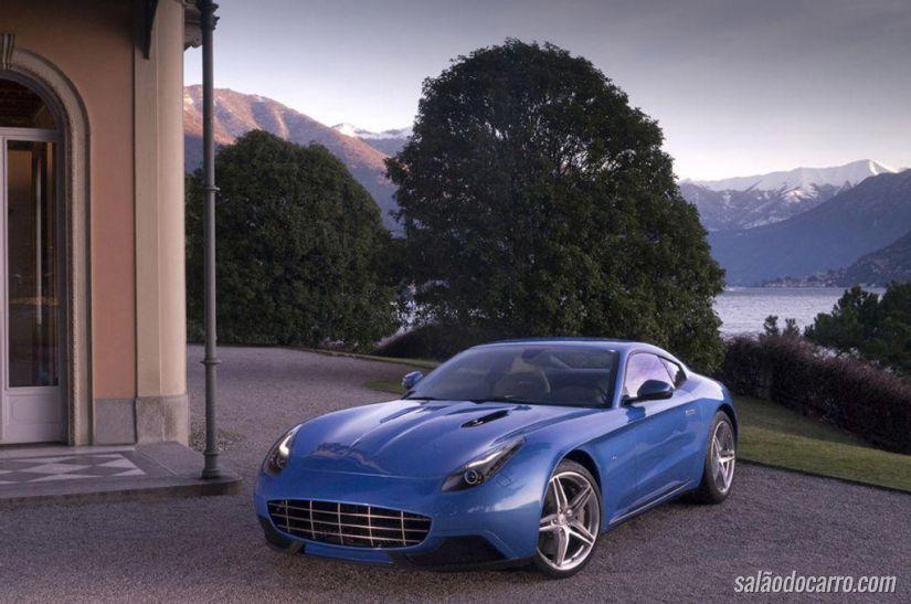 Carrozzeria Touring leva F12 Berlinetta Lusso ao Salão de Genebra