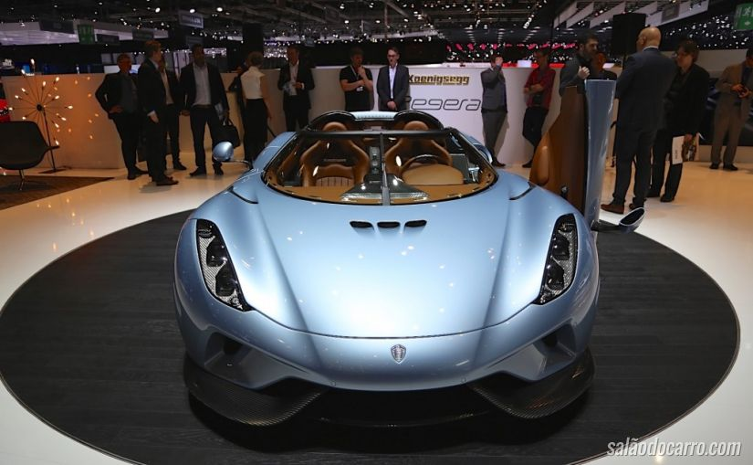 3 carros mais atrativos do Salão de Genebra