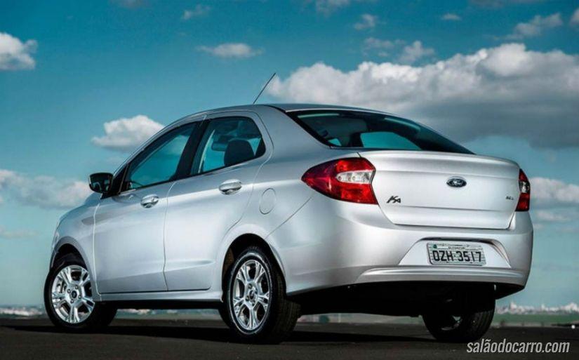 Ford faz promoções com parcelas de R$ 499