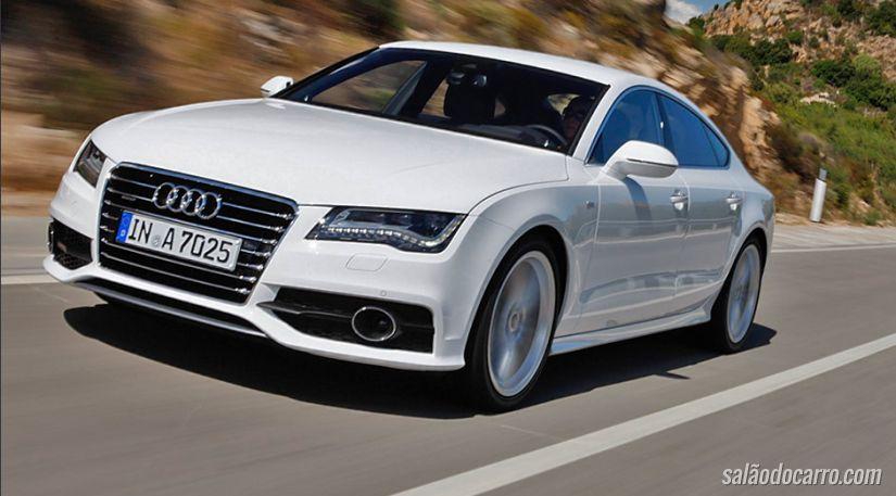 Audi convoca recall de 4 modelos