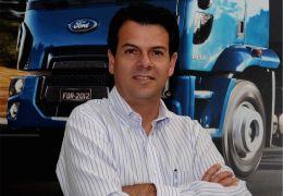 Antonio Baltar, gerente Ford Caminhões