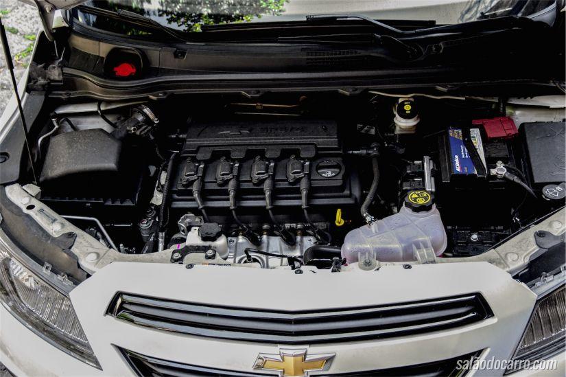 Motor rende até 106cv com etanol