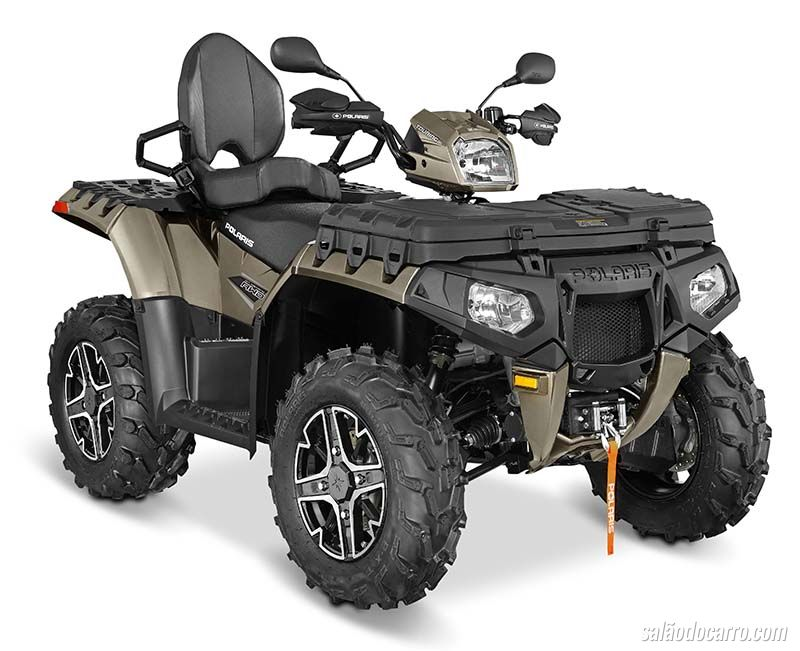 Polaris lança o Sportsman TouringXP 1000