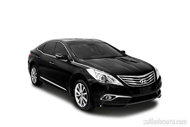 Hyundai New Azera