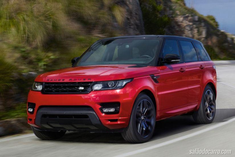 Land Rover anuncia Range Rover Sport HST