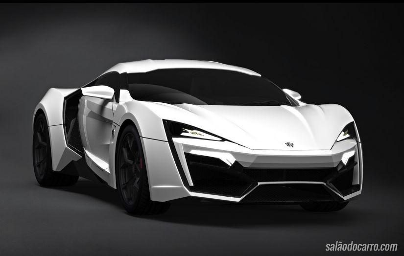 Lykan Hypersport Price >> Lykan Hypersport: o carro de R$ 11 milhões do Velozes e Furiosos 7 - Curiosidades - Salão do Carro