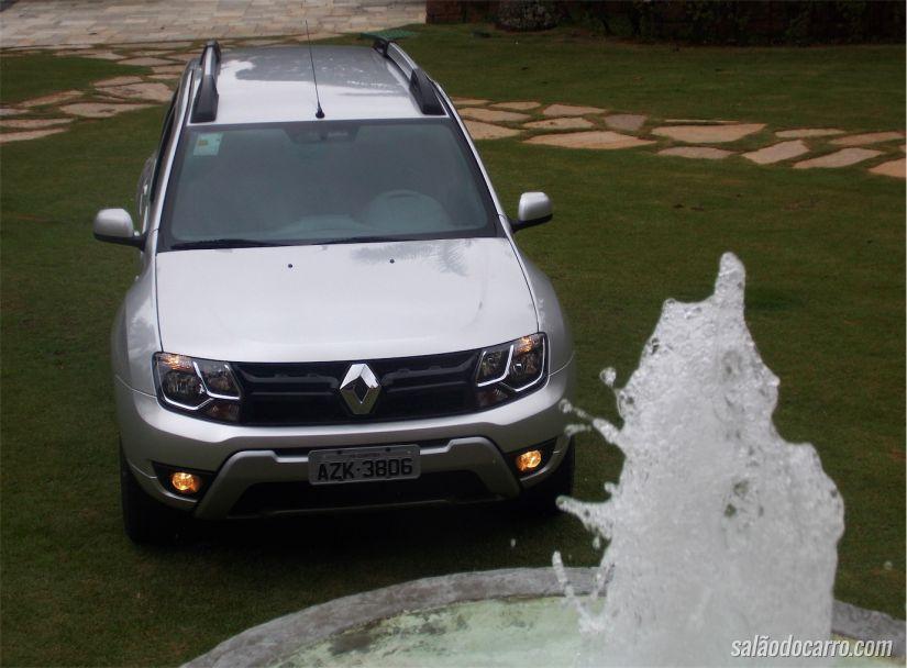 Renault trouxe poucas mudanças no novo Duster