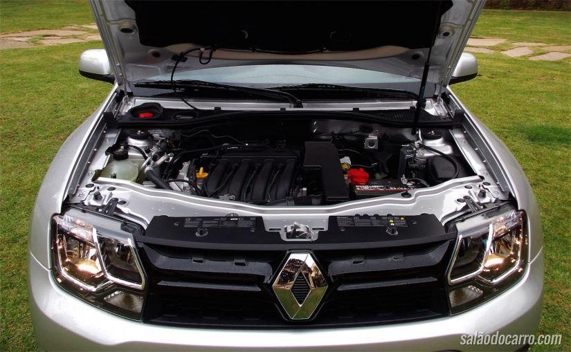 Motor rende apenas 115cv com etanol