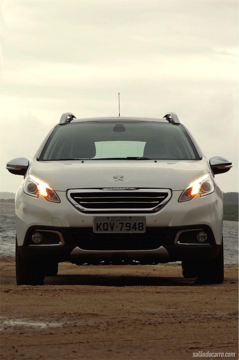 Peugeot 2008, o SUV francês vem pra brigar com Renegade, HR-V, Ecosport e Duster