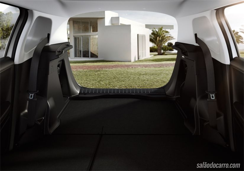 Espaço interno é outro trunfo do SUV compacto