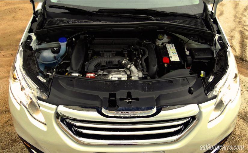 SUV da Peugeot vai oferecer 2 motores: 1.6 e 1.6 Turbo