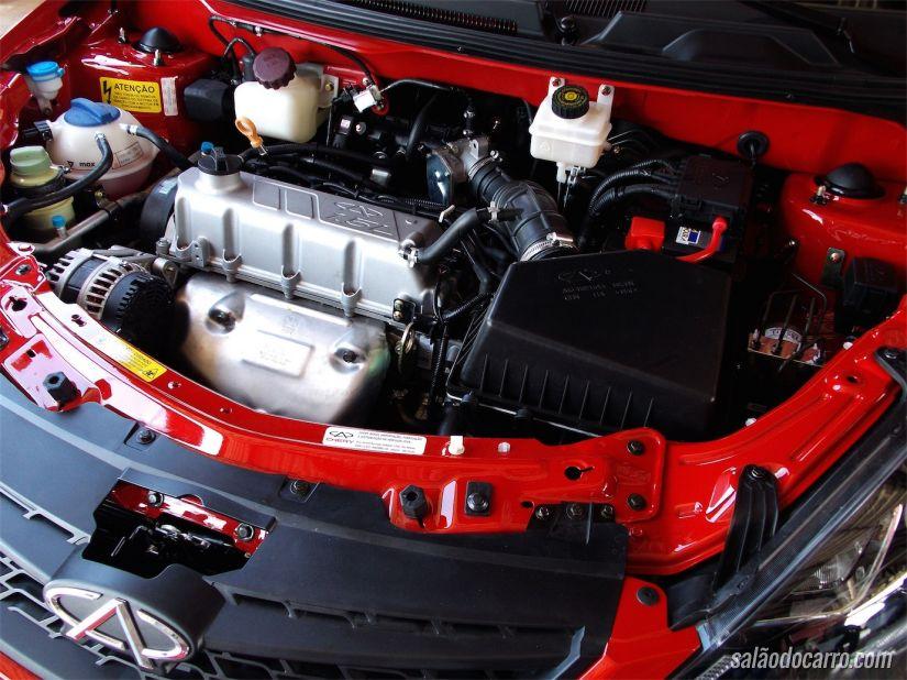 Motor rende até 113cv