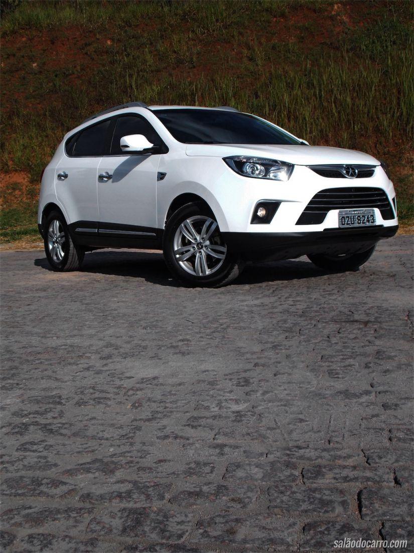 Novo JAC T6 quer ganhar fatia dos SUVs médios, com preço de SUV compacto
