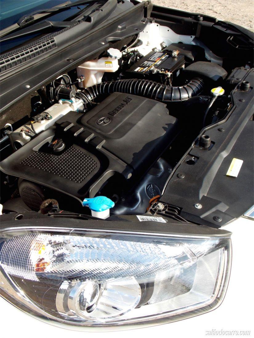 Motor rende até 160cv com etanol