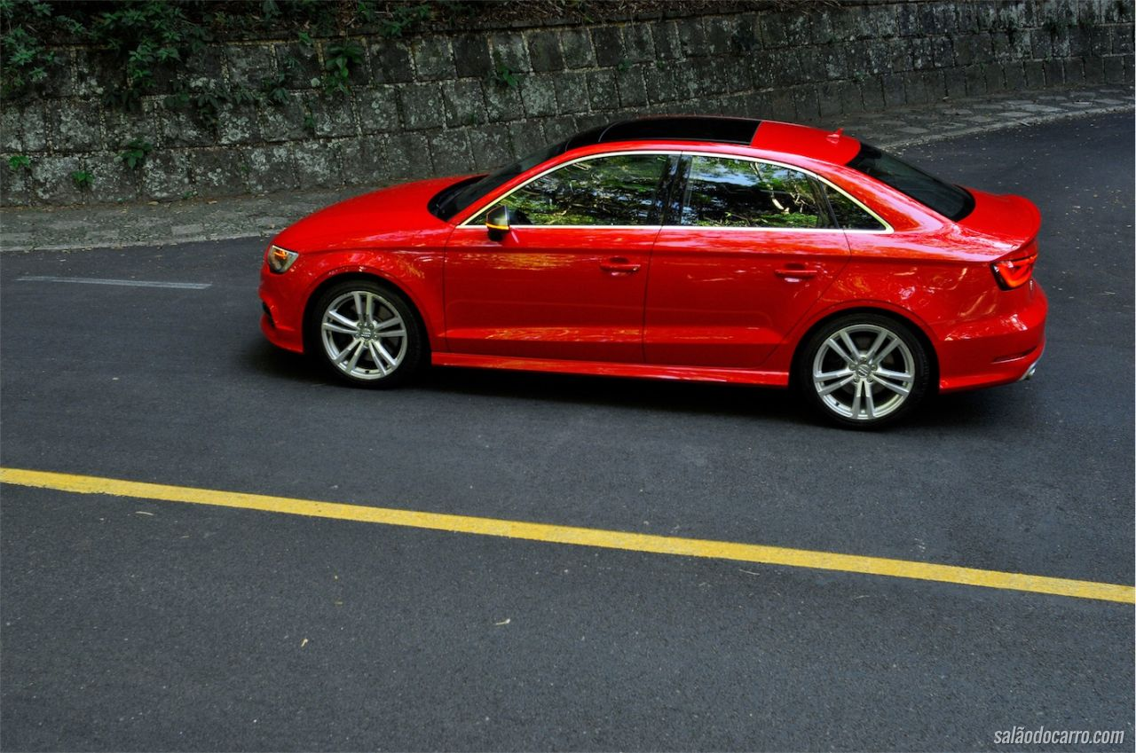 Audi Sedan Testes Salao Do Carro