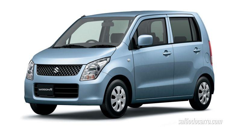 Suzuki convoca recall de 2 milhões de automóveis