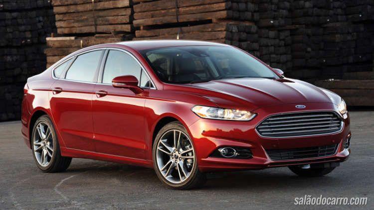 Ford convoca recall de New Fiesta e Fusion