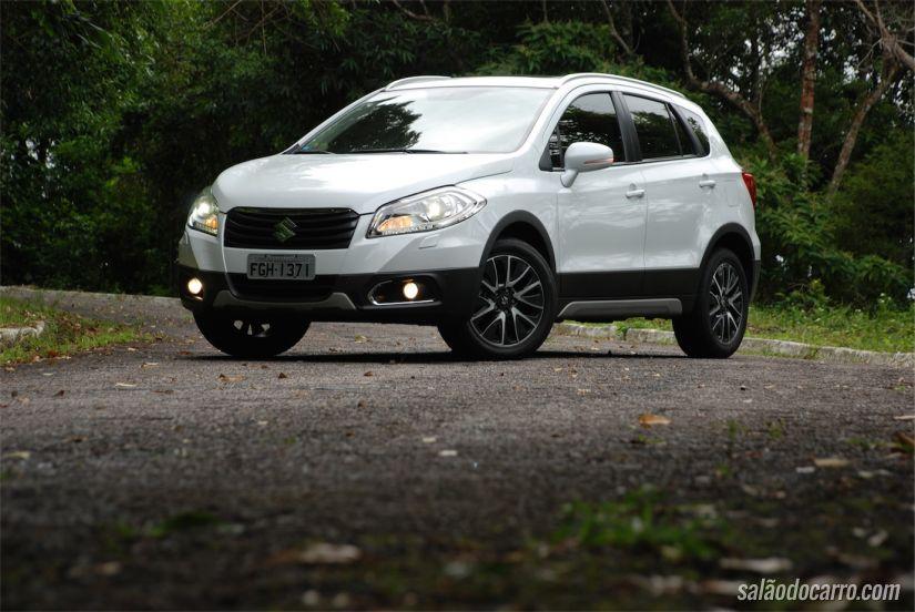 Suzuki S-Cross: o novo SUV compacto do mercado