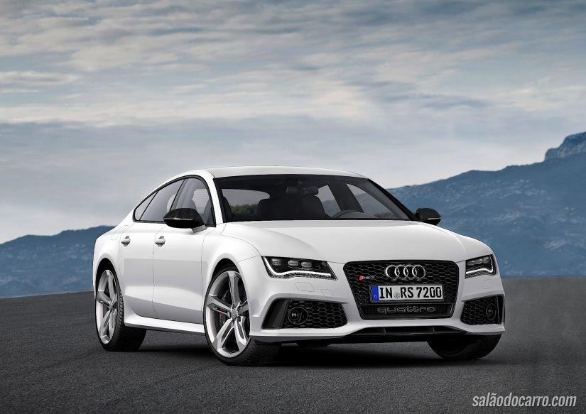 Audi comemora 20 anos de RS no Brasil