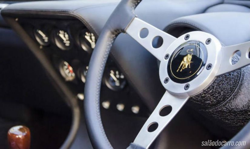 Lamborghini Miura do Rod Stewart será vendido por R$ 5,8 milhões