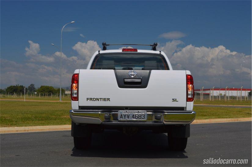 Nissan Frontier SL 4x4