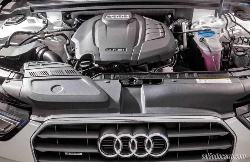 Audi apresenta novo motor 2.0 turbo em Viena