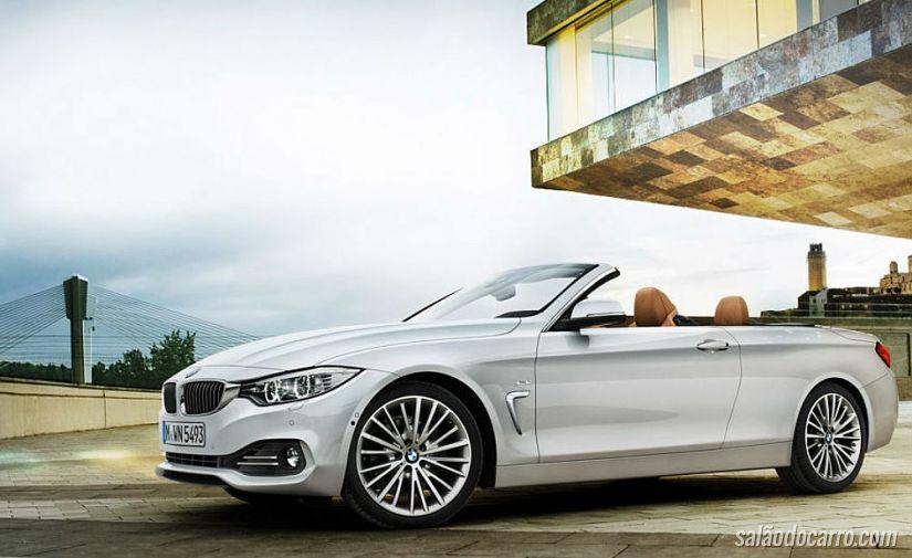 Braga Motors traz a BMW 420i Cabrio Sport GP a Manaus