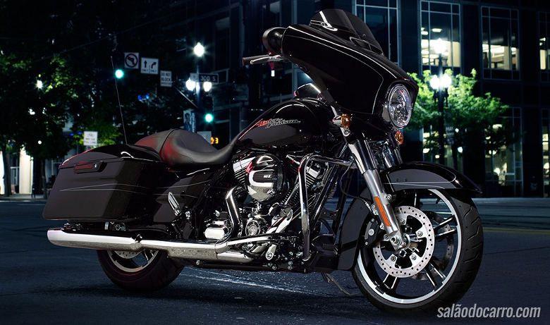Harley-Davidson convoca recall de 741 unidades