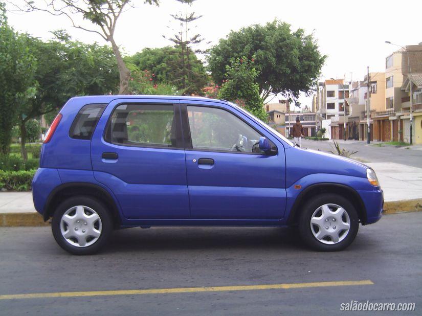 Suzuki convoca Ignis 2001 e 2002 para recall