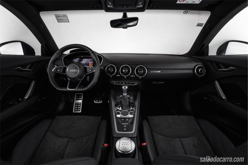 Interior do Audi TT 2015